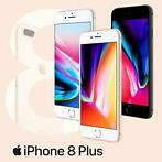 iPhone 8 plus met abonnement (5GB) vanaf €50 pm