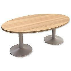 Boardroom Table EBay - Oblong conference table