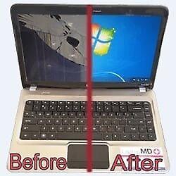 Laptop Screen Repair For $120