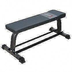 Brand New Body Worx Flat Bench with Dumbbell Rack Malaga Swan Area Preview