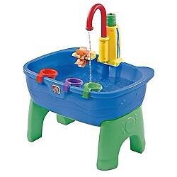 Step two fun flow play sink