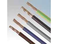 Electrical cable singles 6491x