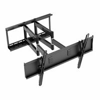 "Full Motion Tilt Swivel TV Wall Mount 32""-60"" Inch 60 Kg"