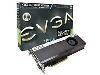 Evga GTX 680 4gb