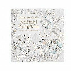 Image Is Loading Millie Marotta 039 S Animal Kingdom A Colouring