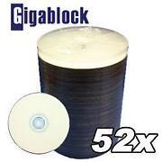 500 Blank CDs
