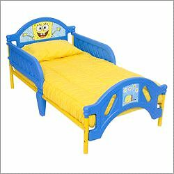 Toddler bed and Simmons mattress