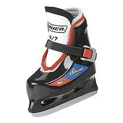 Boy's/Youth Bauer Lil Champs Skates, (Two Pairs Available)