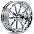 Polished Motorcycle Wheels and Rims