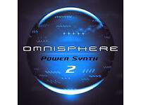 SPECTRASONICS OMNISPHERE 2/TRILIAN/STYLUS RMX for MAC or PC