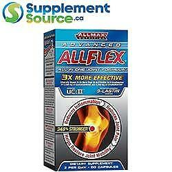 Allmax ALLFLEX RAPID JOINT RECOVERY, 60 Caps