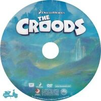 DVD the croods blu-ray seulemnt