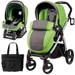 Peg Perego Book Completo travel system