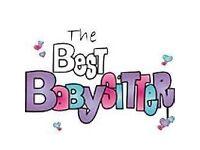 Babysitter/Child Caregiver
