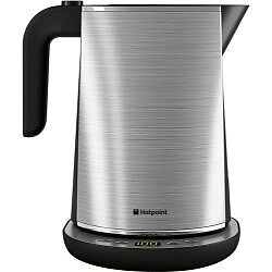 New Hotpoint WK30EAX0UK Stainless Steel 1.7L Digital Kettle Was: £86.99
