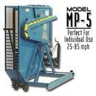 Iron Mike Pitching Machine