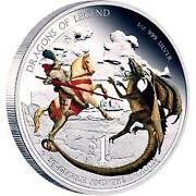 Dragons of Legend Coin