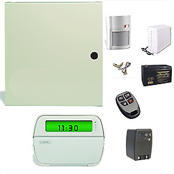 Residential & Business Alarm Systems