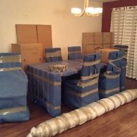 ANYTIME MOVERS SHORT NOTICE OK $50/HR CALL 416-889-6559