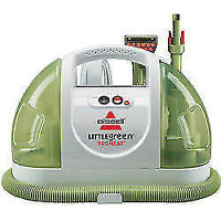 Shampouineuse à brosse turbo 'Little Green' ProHeat Bissell 1425