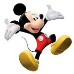 Mickey Mouse Holly