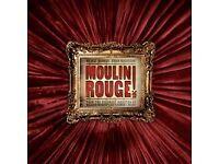 14 April Secret cinema moulin rouge