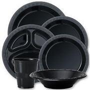 Reusable Plastic Plates