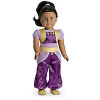 American Girl - Genie Costume - BNIB - Retired