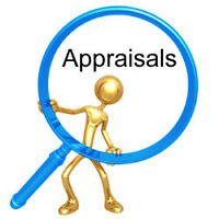 APPRAISAL SERVICES (PROMOTIONS AVAILABLE)
