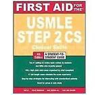 USMLE Step 2 CS