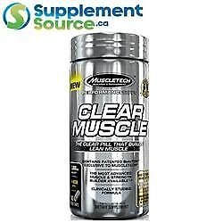MuscleTech CLEAR MUSCLE, 168 Caps