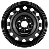 "15"" Steel Rims 5-Bolt (Set of two)"