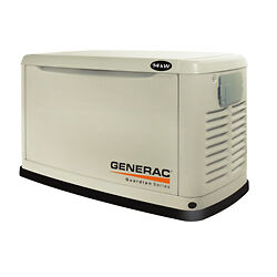 Used Generac Guardian 8KW Generator, Installed