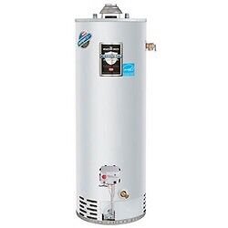 Professionally installed hot water tanks