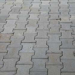 Looking for used pavers