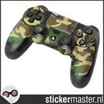 Camouflage Playstation 4 Controller Skin