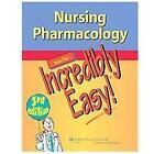 Lippincott Pharmacology