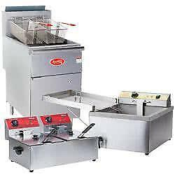 Outfit Your Kitchen with the Proper Commercial Cooking Equipment - New & Used Available at Discounted Prices!