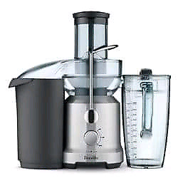 Breville juice fountain. Cold electric juicer