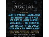 Winter Social Ticket £15