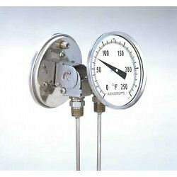 "Ashcroft 50EL60E060 /0-150C Thermometer 6"" stem Adjustable Stem Kitchener / Waterloo Kitchener Area image 1"