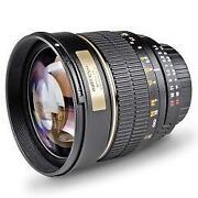 Nikon 85 1.4