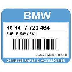 Looking for BMW F650CS Fuel Pump