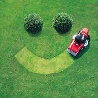 Do you require Lawn services?. look no further