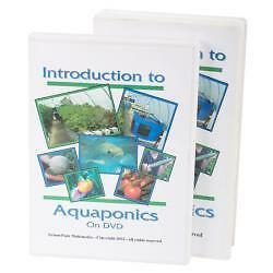 INTRODUCTION TO AQUAPONICS - DVD Farming for Sale R150.00