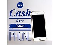USED FAULTY iPhones WANTED   CASH NOW
