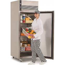 Foster commercial Refrigerator, Model NGL-25-AD