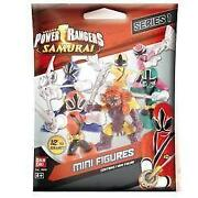 Power Rangers Samurai Figures