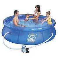 Piscine gonflable acheter et vendre dans qu bec petites annonces class es - Ile gonflable piscine ...
