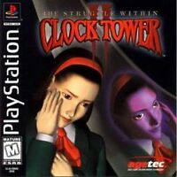 Clock Tower II : The Struggle Within